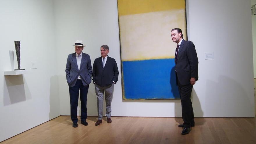 La colección privada de Alicia Koplowitz sale a la luz en Bilbao
