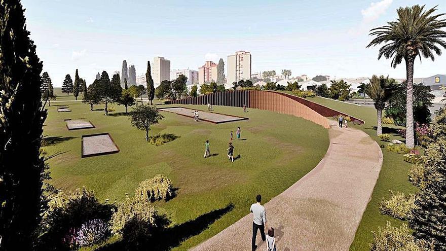 Concluye el trámite para la creación del Parque de San Rafael