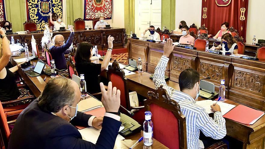 El Pleno pide una reunión urgente a la Delegación sobre la ubicación del nuevo CATE