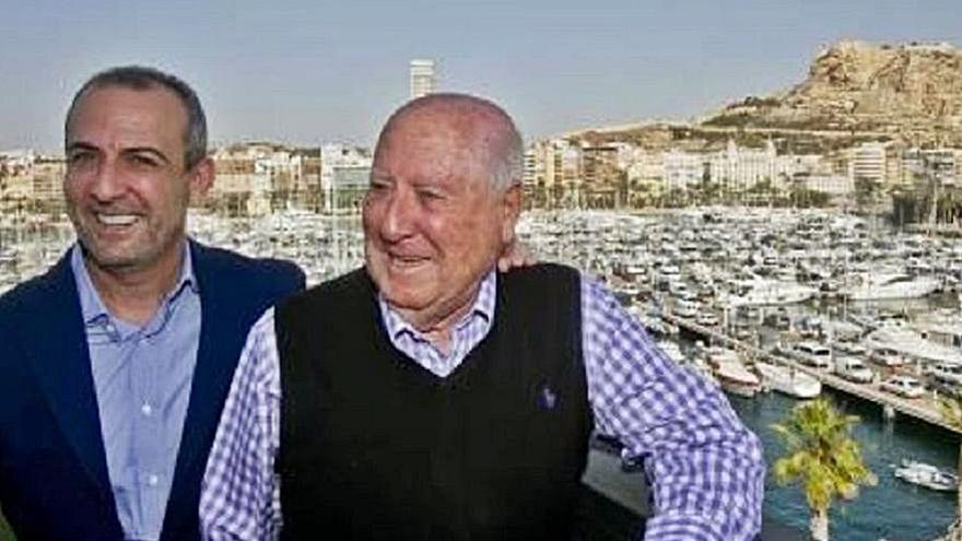 Fallece Perfecto Palacio, el artífice del despegue de los contenedores en Valenciaport