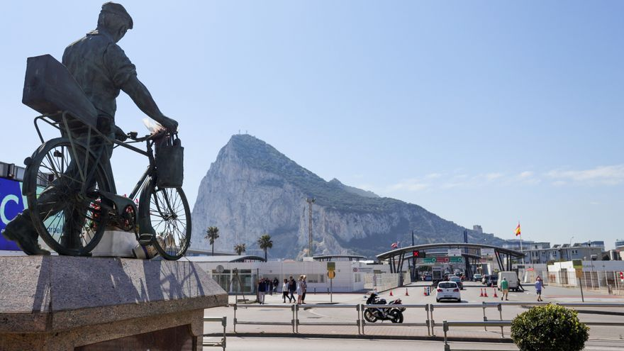 """Reino Unido contempla una salida """"no negociada"""" para Gibraltar tras el Brexit"""