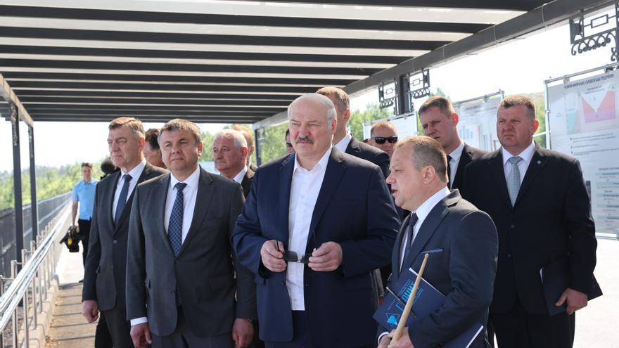 Bruselas impone sanciones a 78 individuos y a ocho empresas de Bielorrusia