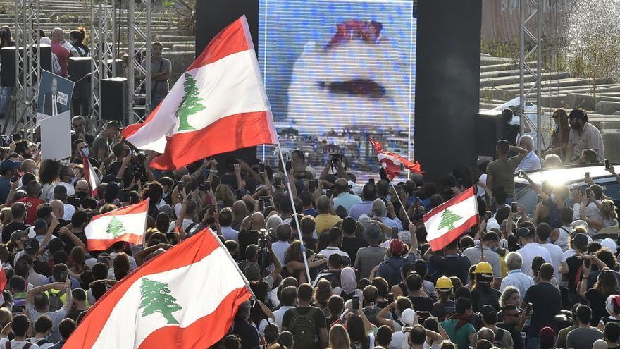 El Líbano, en un vacío político