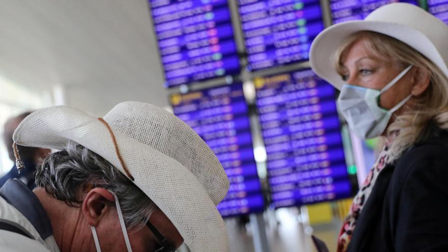 Alemania aconseja no viajar a España, salvo a Canarias