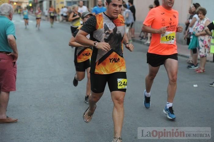 Carrera en La Raya (II)