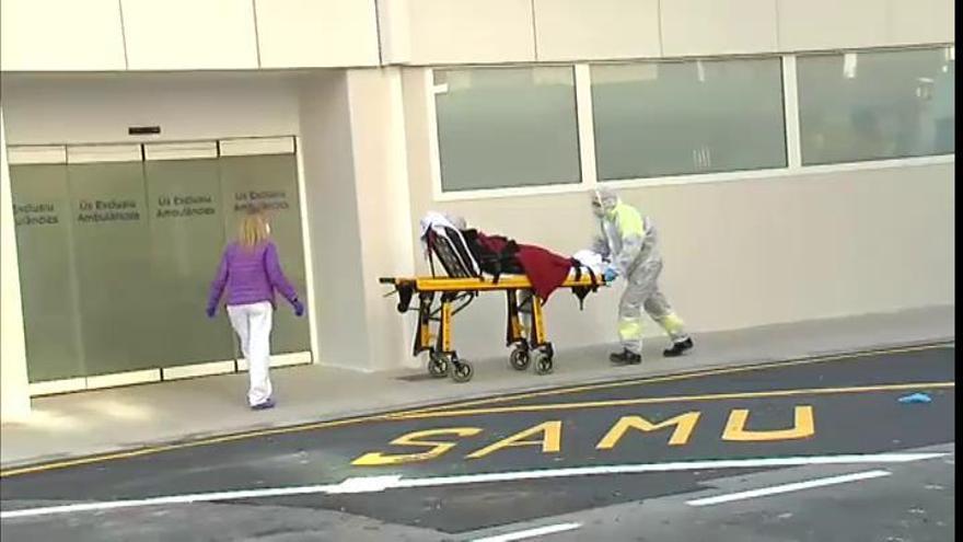 Sanidad notifica 10.057 nuevos contagios y 530 muertes en un día