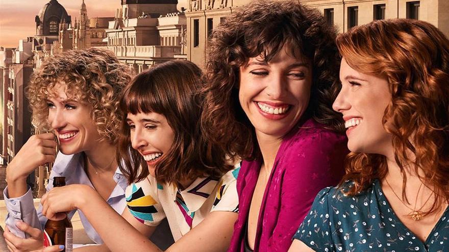 ¿Quién es quién en 'Valeria', la nueva serie de Netflix?