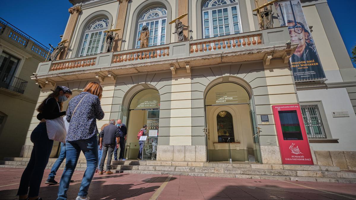 El Museu Dalí obre les seves portes a partir de les 9.30 hores