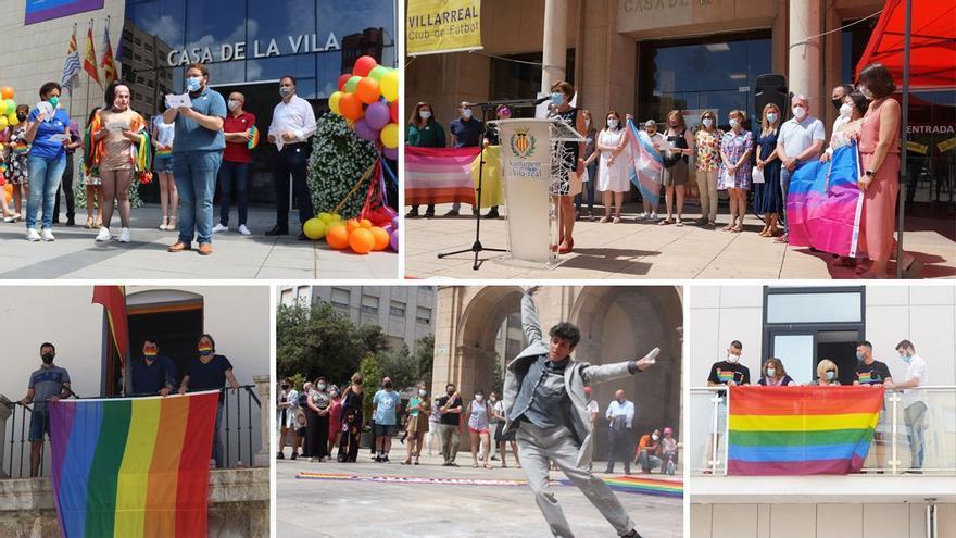 La provincia de Castellón reivindica el Orgullo LGTBi+