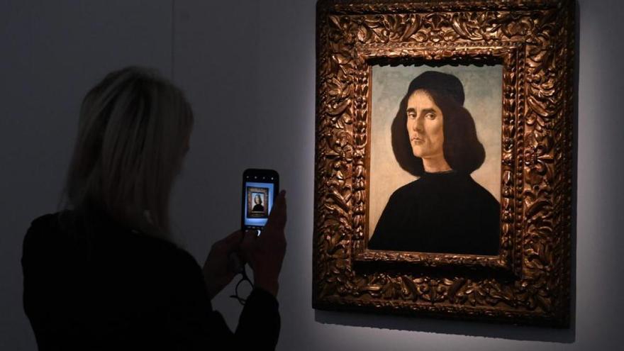 Exilio, política y filantropía: la historia de la familia que deja un Botticelli a València