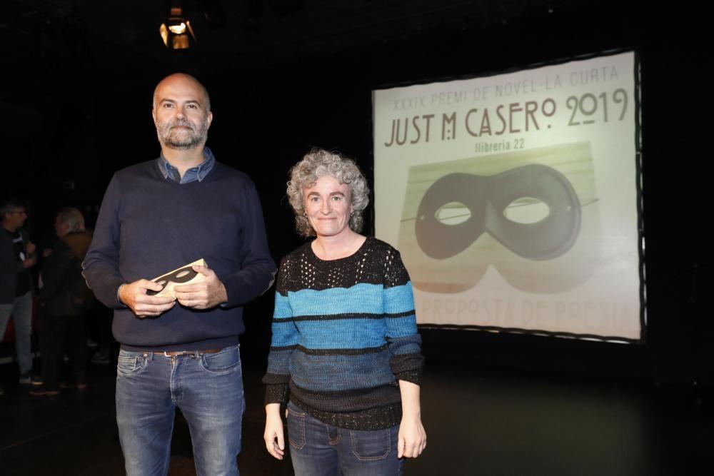 L''eivissenc Carles Torres guanya el premi Casero