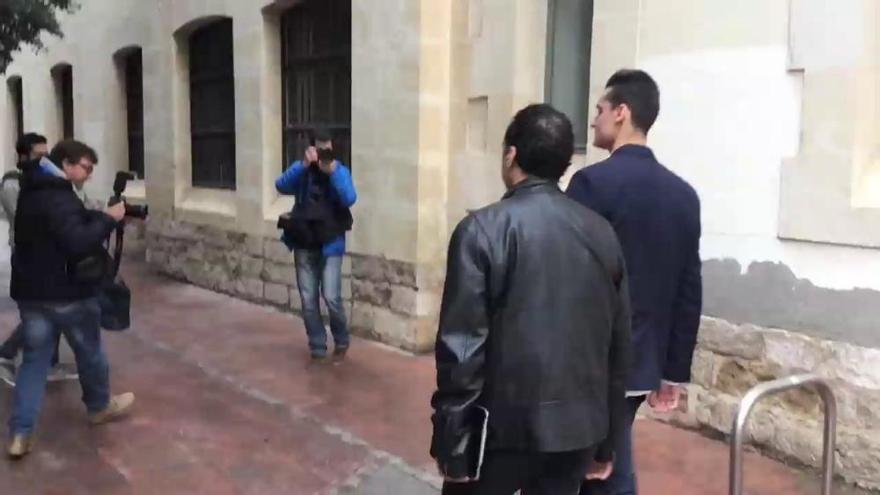El repartidor del 'caranchoa' alega que temía ser robado