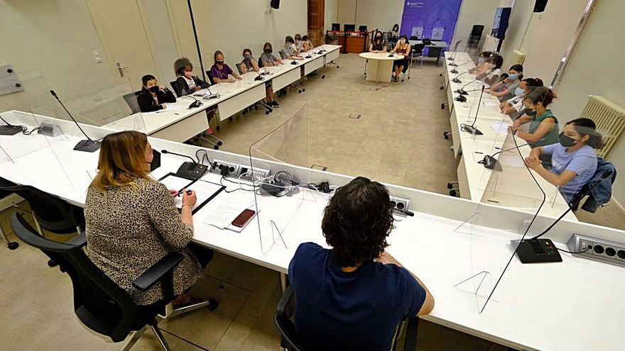 Figueres celebra el Consell d'infants