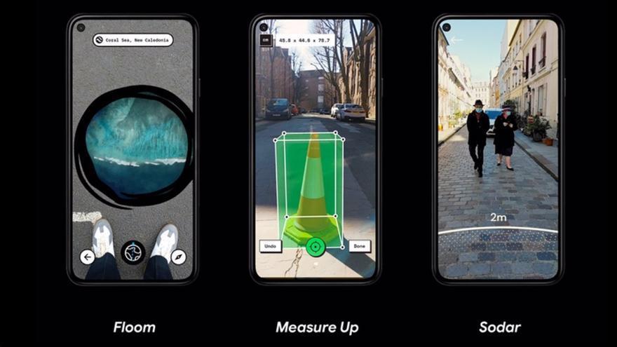 Google permite medir objetos con el móvil con una función de realidad aumentada