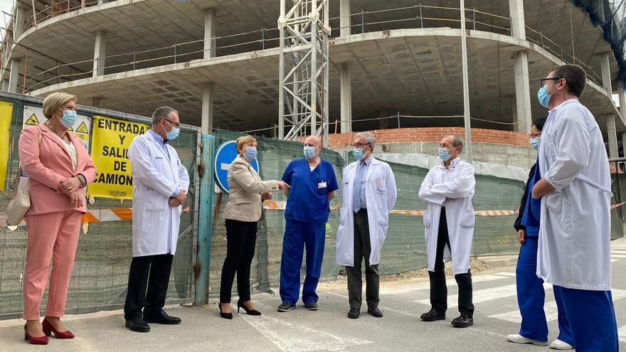 3.000 metros cuadrados más para las Urgencias del Hospital General de Alicante
