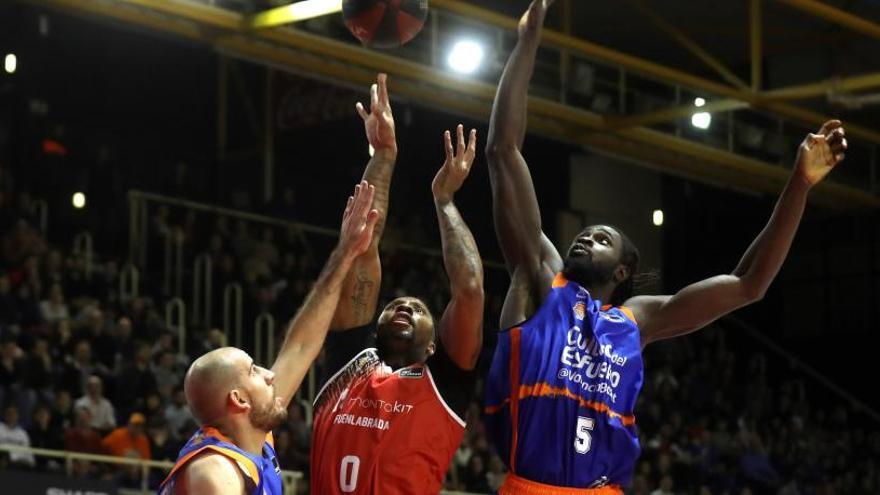 Gran paso del Valencia Basket hacia la Copa