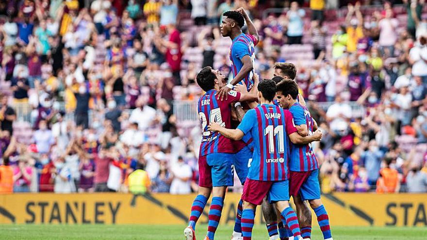 La llavor de Koeman, un bri d'esperança pel futur del Barça