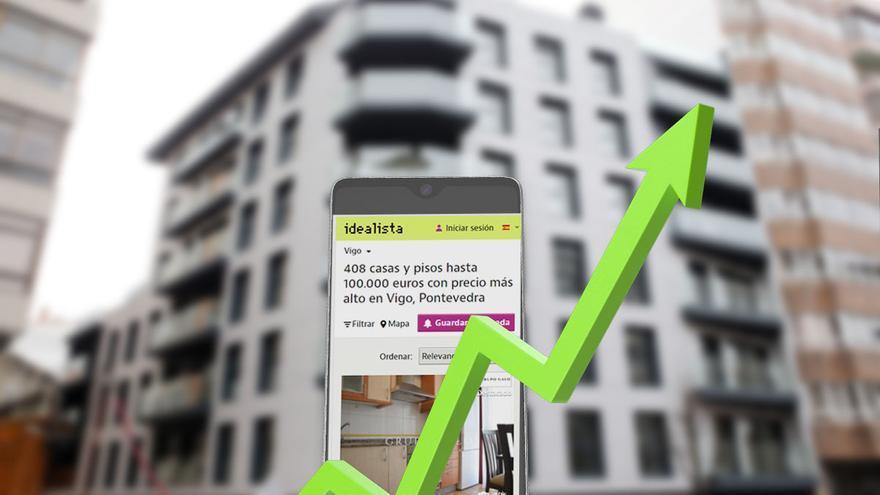 La vivienda nueva alcanza el mayor coste de la década: roza los 1.900 euros por metro