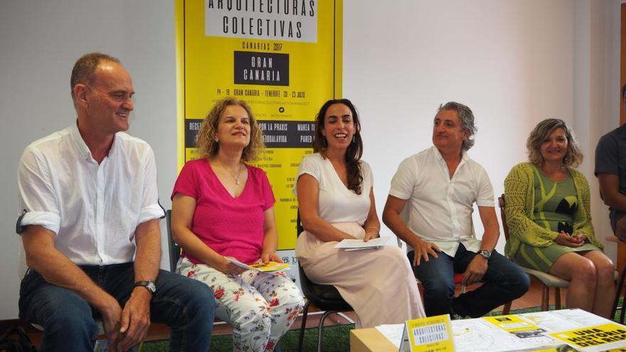 Un encuentro internacional de arquitectos reconvertirá espacios de El Risco