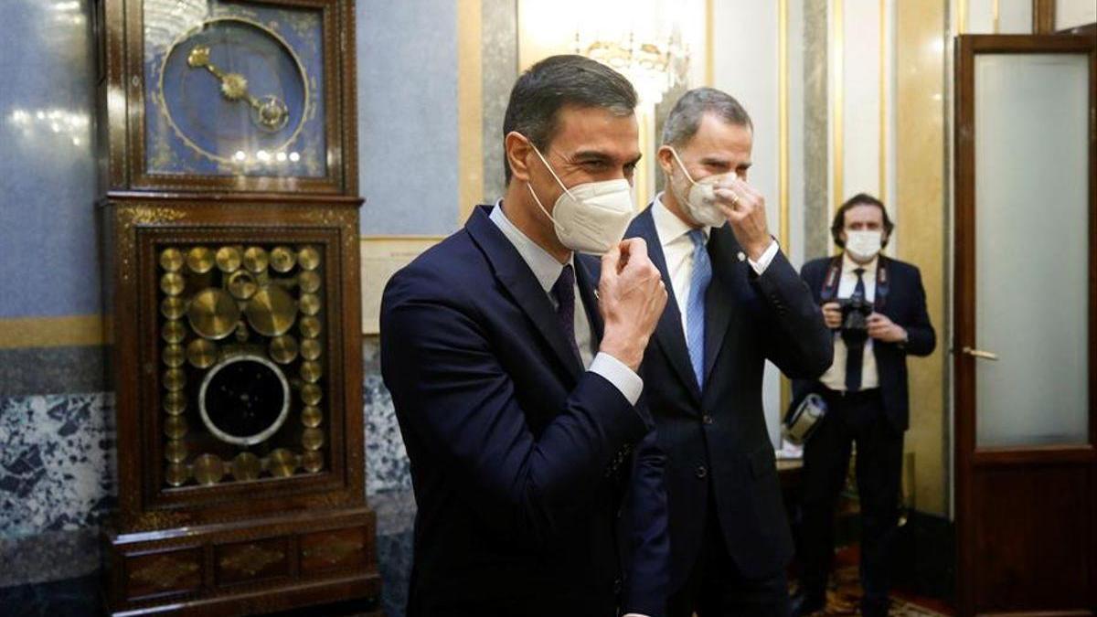 Pedro Sánchez y Felipe VI visitan este viernes la planta de Seat en Martorell
