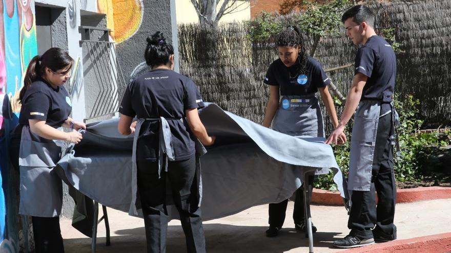 La Seguridad Social en Canarias crece en 2.204 afiliados extranjeros en agosto