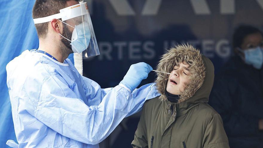 Los casos confirmados este sábado en Asturias llegan a 356