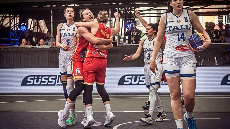 Bahí i Junyer comparteixen el mateix somni olímpic a Àustria