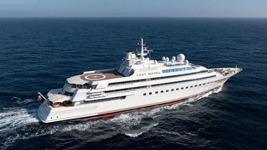 """Die """"Lady Moura"""" ist für 200 Millionen Euro zu haben"""