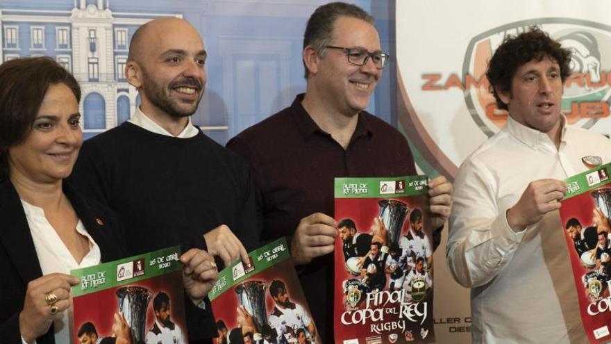 La Española aplaza la Copa del Rey de Rugby al mes de septiembre