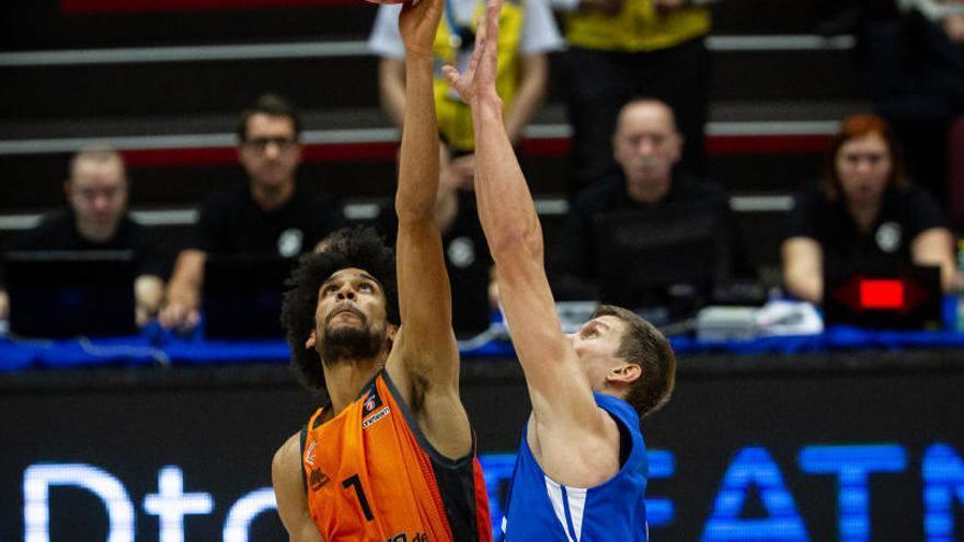 El Valencia Basket vence pero sigue sin convencer