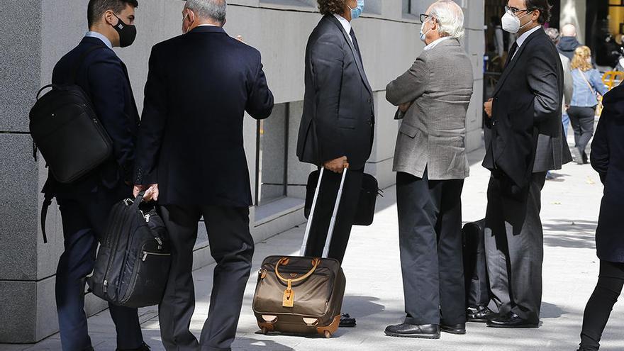 """Deloitte ante el tribunal: """"Faltó control por parte de la CAM de los negocios del Caribe"""""""