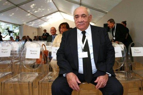 Muere Isidoro Álvarez, presidente de El Corte Inglés