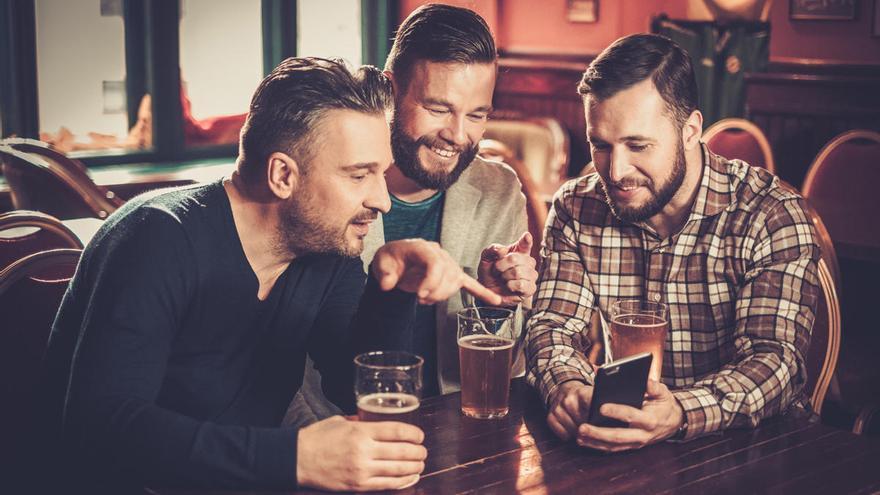 Un móvil puede saber si alguien ha bebido demasiado alcohol