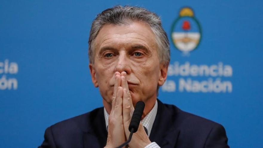 """Mauricio Macri deja como herencia una Argentina """"lista para crecer"""""""
