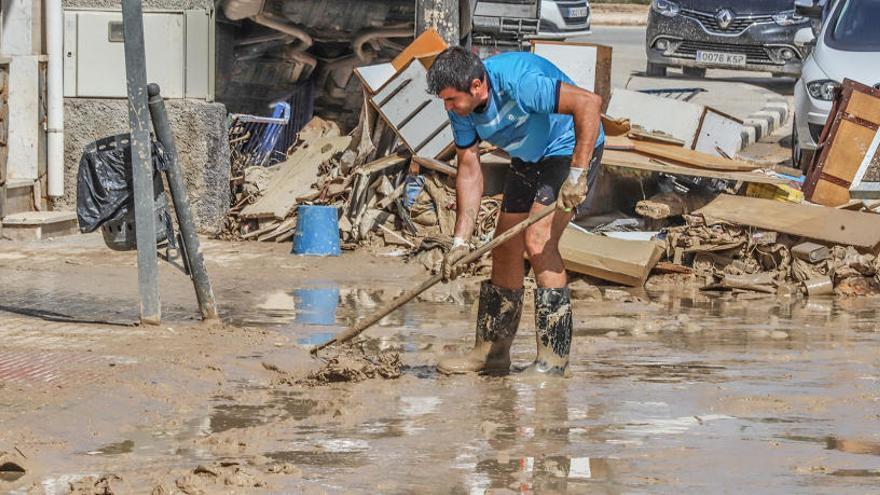 El Consell se suma a la Diputación y los empresarios para reclamar la declaración de zona catastrófica