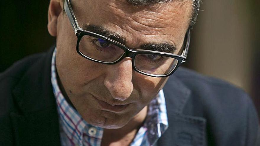 Javier Abreu pide archivar la denuncia de Santiago Pérez  por el 'caso reparos'