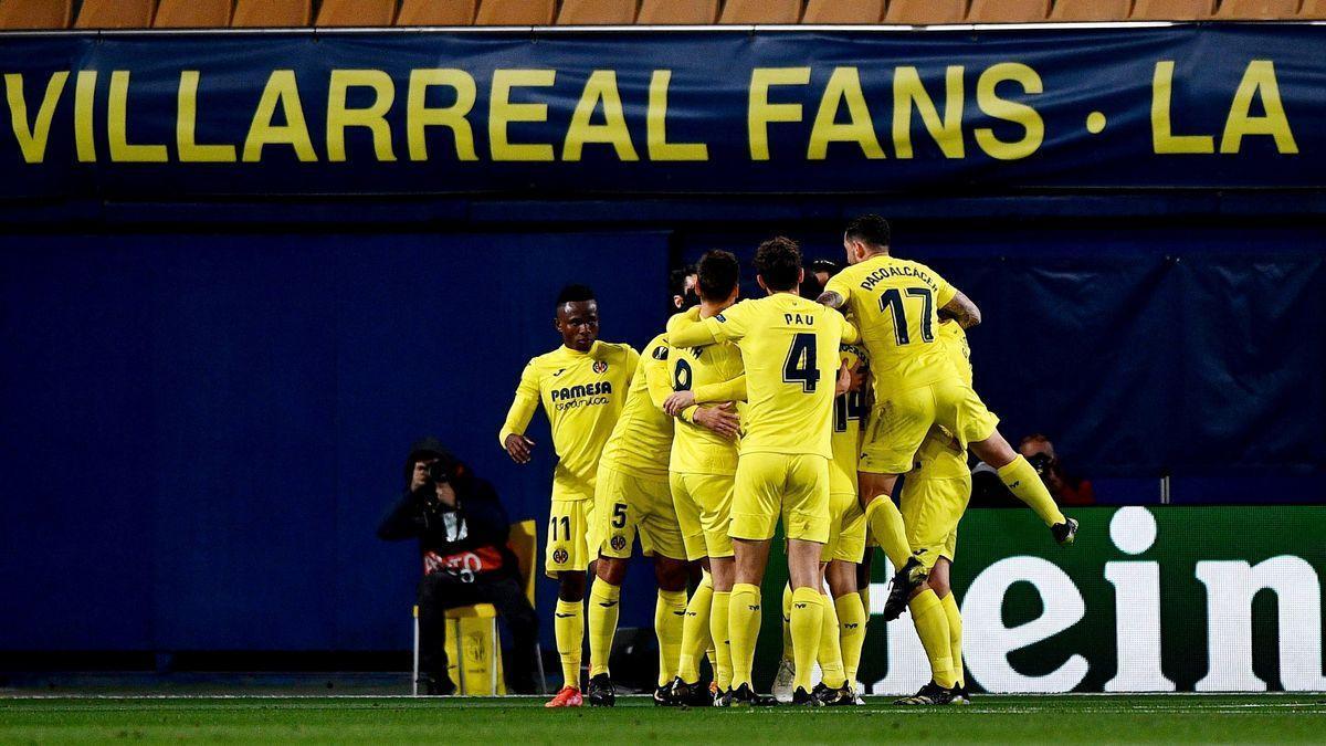 Villarreal-Arsenal y United-Roma, las semifinales