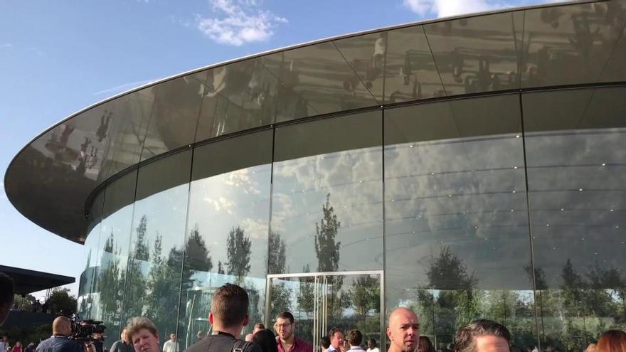 Apple Park: La joya arquitectónica de la era digital