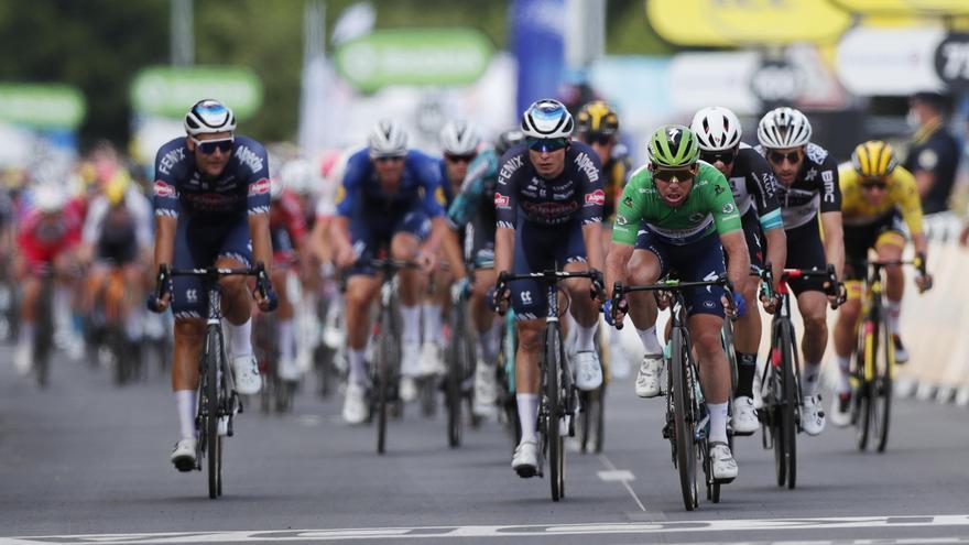 Así está la clasificación general del Tour de Francia tras la etapa 12