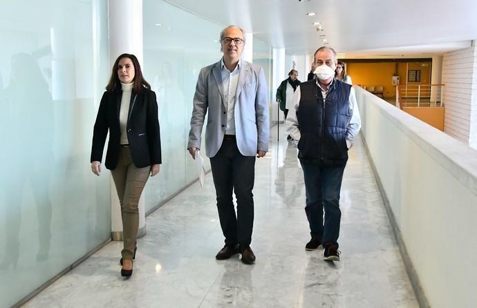 03/02/2020 LA MINILLA. LAS PALMAS DE GRAN CANARIA.  El Hospital Universitario de Gran Canaria Dr. Negrín presenta el Programa de Transplante Cardíaco. Fotógrafa: YAIZA SOCORRO.  | 03/02/2020 | Fotógrafo: Yaiza Socorro