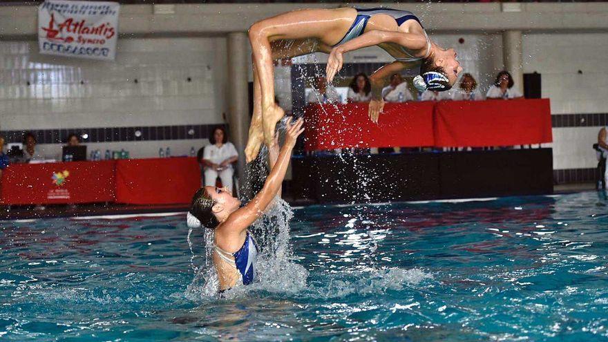 ¿Sabes dónde puedes ver el autonómico de natación artística de Castelló?