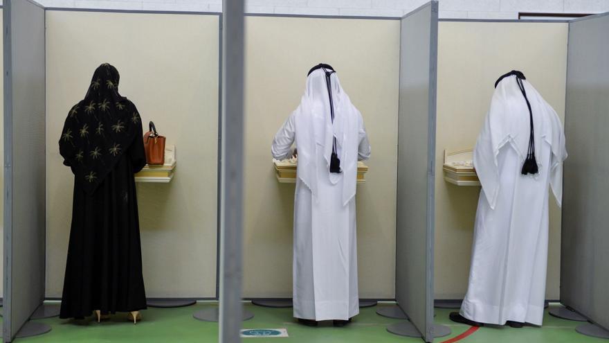 Catar acude a las urnas para elegir a sus parlamentarios en unas elecciones inéditas