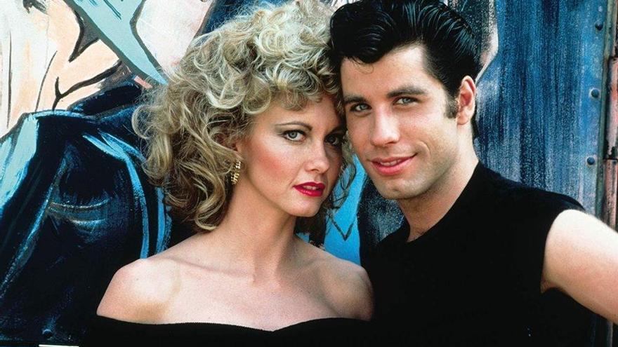 Travolta y Newton-John vuelven a ser Danny y Sandy 41 años después