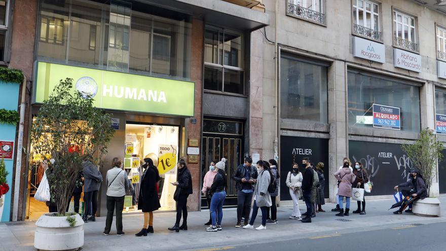 Consulta los nuevos aforos de comercios y centros de actividades en la C. Valenciana