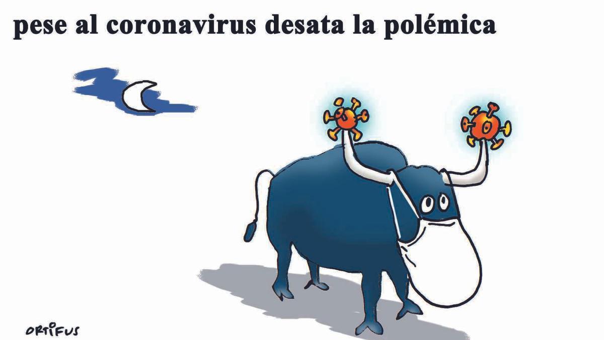 La celebración del toro embolado en Vila-real