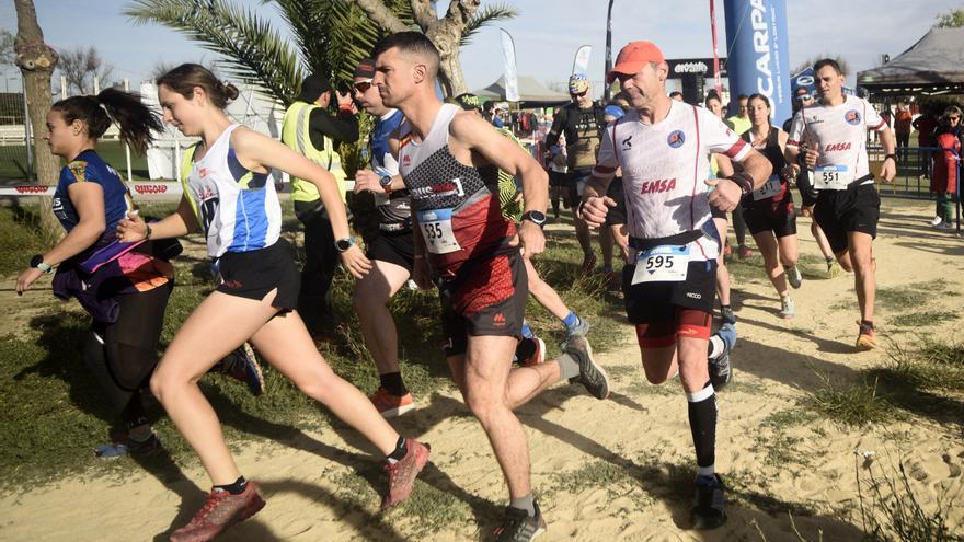 La Ultra Trail Tour FAMU 2020-2021 de la Región de Murcia vuelve a la carga