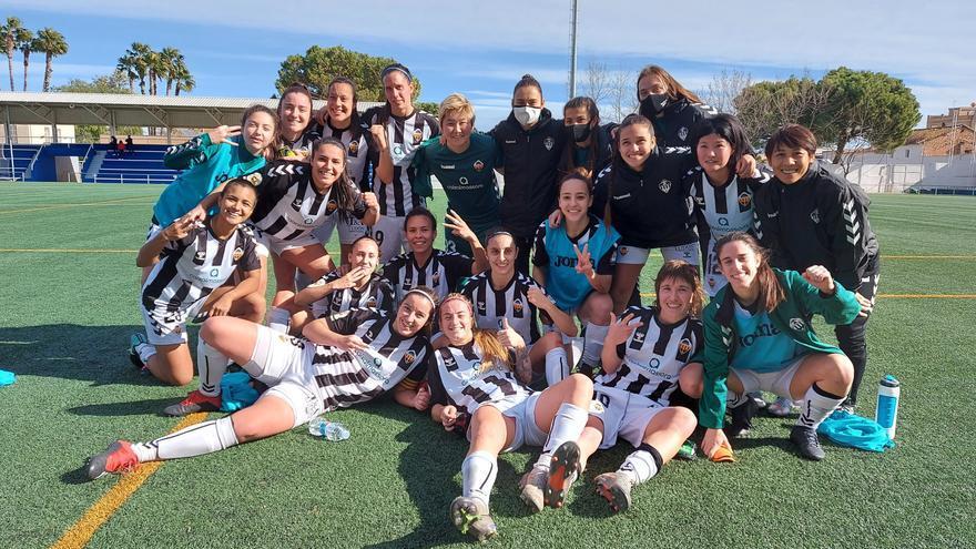 El Joventut Almassora, la ONU del fútbol femenino