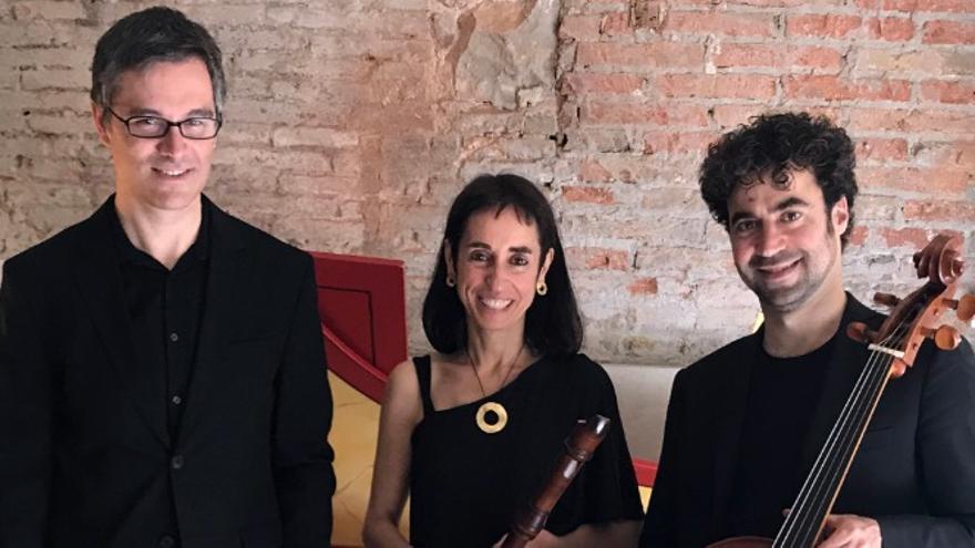 Sara Parés, Oleguer Aymamí i Dani Espasa Gustos reunits