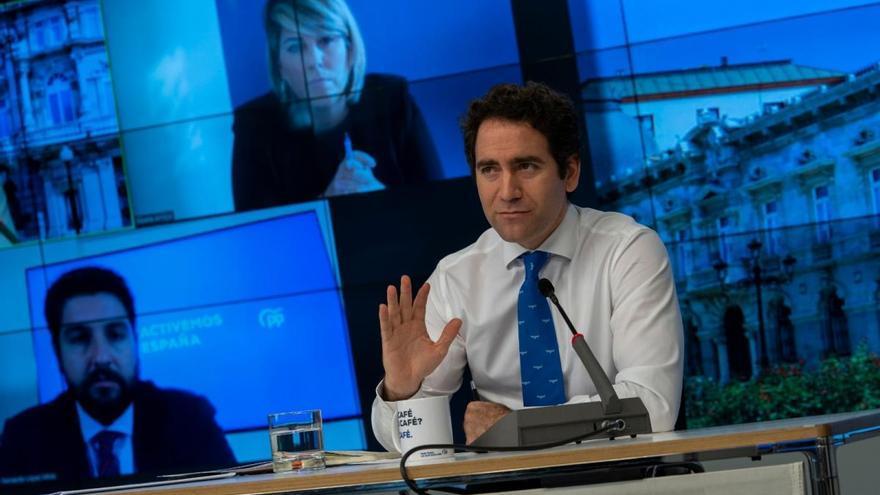 El PP enmienda los PGE para impulsar la Ciudad Justicia y el AVE a Cartagena