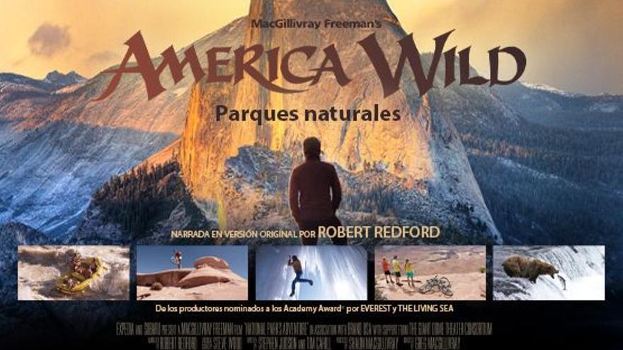 America Wild. Parques naturales